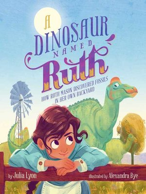 cover image of A Dinosaur Named Ruth