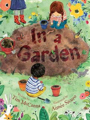 cover image of In a Garden