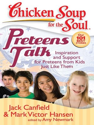 cover image of Preteens Talk