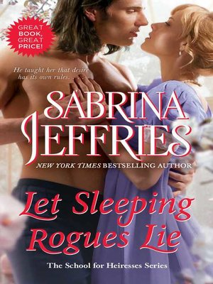 cover image of Let Sleeping Rogues Lie