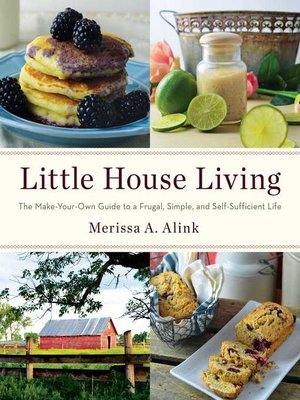 cover image of Little House Living