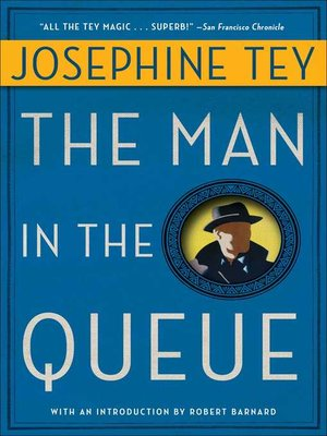 cover image of Man in the Queue