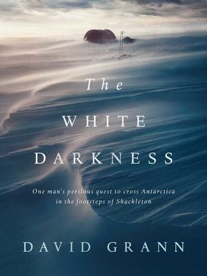 cover image of The White Darkness
