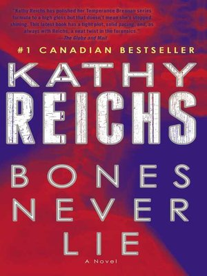 cover image of Bones Never Lie