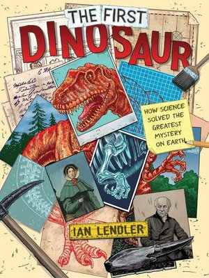 cover image of The First Dinosaur
