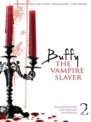 cover image of Buffy the Vampire Slayer 2