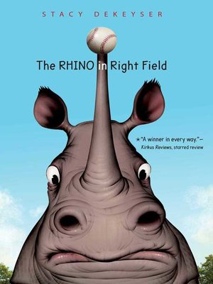 cover image of The Rhino in Right Field