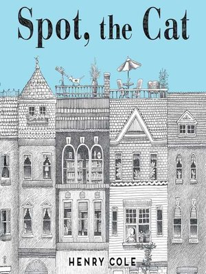 cover image of Spot, the Cat
