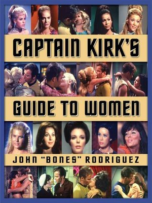 cover image of Captain Kirk's Guide to Women