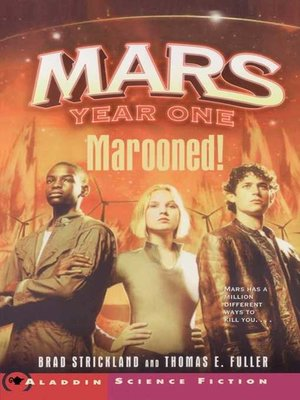 cover image of Marooned!