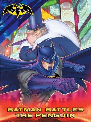 cover image of Batman Battles the Penguin