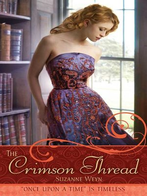 cover image of The Crimson Thread