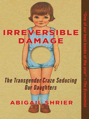 cover image of Irreversible Damage
