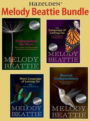 cover image of Melody Beattie 4 Title Bundle