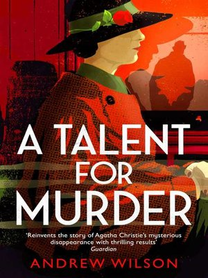 cover image of A Talent for Murder