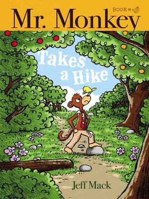 cover image of Mr. Monkey Takes a Hike