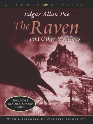 cover image of The Raven and Other Writings