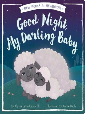 cover image of Good Night, My Darling Baby