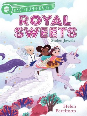 cover image of Stolen Jewels