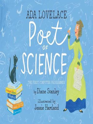 cover image of Ada Lovelace, Poet of Science