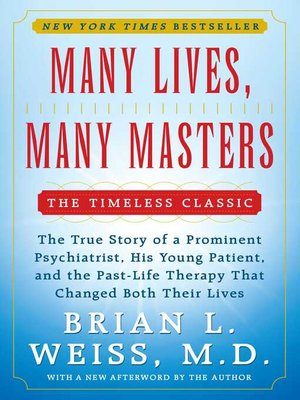 cover image of Many Lives, Many Masters