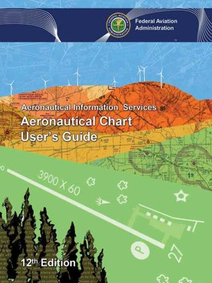 cover image of Aeronautical Chart User's Guide
