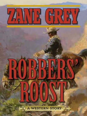 cover image of Robbers' Roost