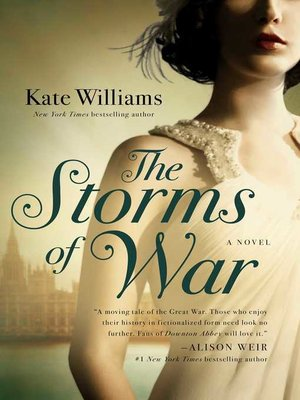 cover image of The Storms of War