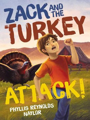 cover image of Zack and the Turkey Attack!