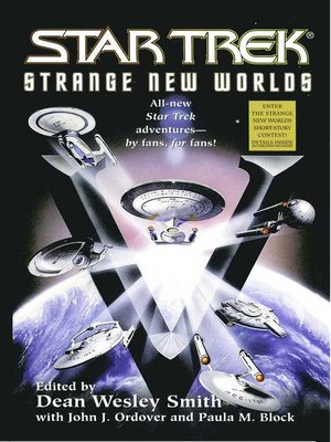 cover image of Strange New Worlds V