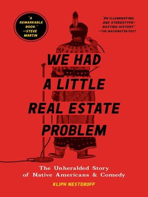 cover image of We Had a Little Real Estate Problem