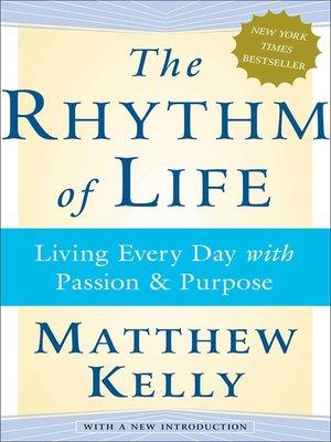 the rhythm of life matthew kelly pdf free download