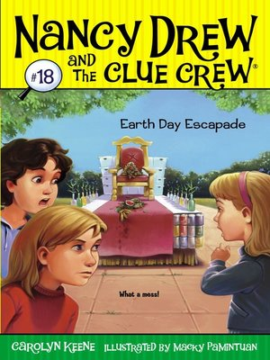 cover image of Earth Day Escapade