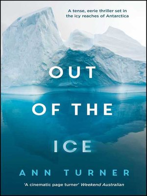 cover image of Out of the Ice