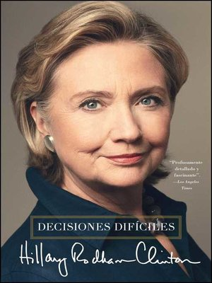 cover image of Decisiones difíciles