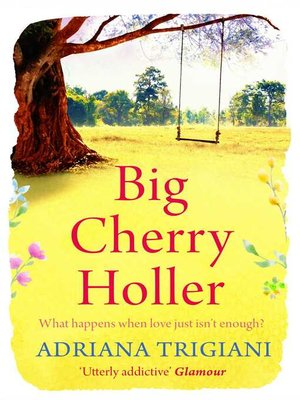 cover image of Big Cherry Holler
