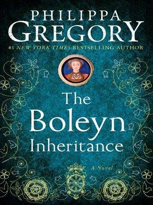 cover image of The Boleyn Inheritance