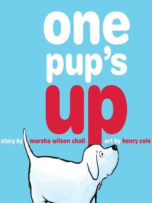 cover image of One Pup's Up