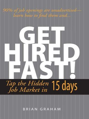 cover image of Get Hired Fast!