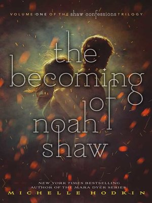 cover image of The Becoming of Noah Shaw