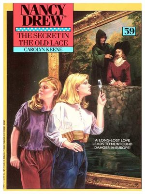 cover image of The Secret in the Old Lace