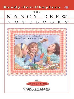 cover image of Candy is Dandy