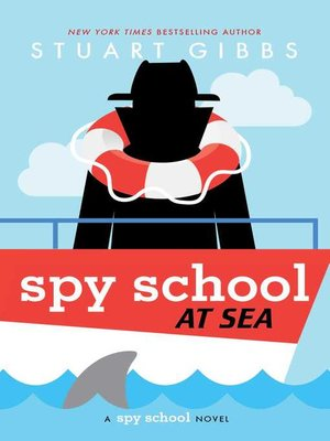 cover image of Spy School at Sea