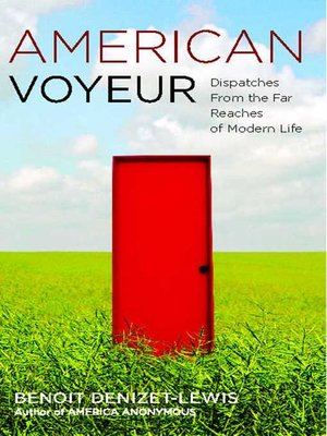 cover image of American Voyeur