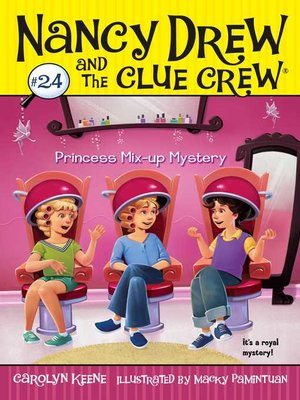 cover image of Princess Mix-up Mystery