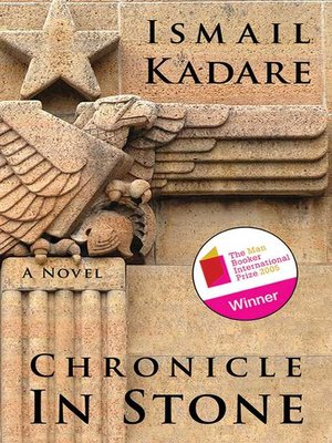 cover image of Chronicle in Stone