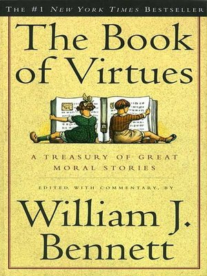 cover image of The Book of Virtues