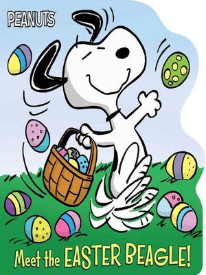 cover image of Meet the Easter Beagle!