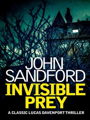 cover image of Invisible Prey