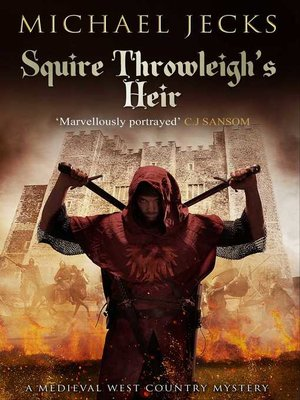 cover image of Squire Throwleigh's Heir